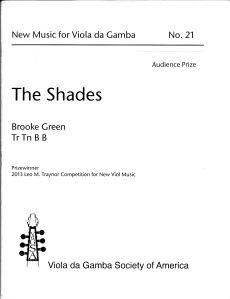 Brooke Green: The Shades