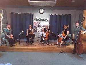 The Emerald City Viols with Jacques